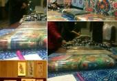 نمایشگاه دست سازه های دانشجویی