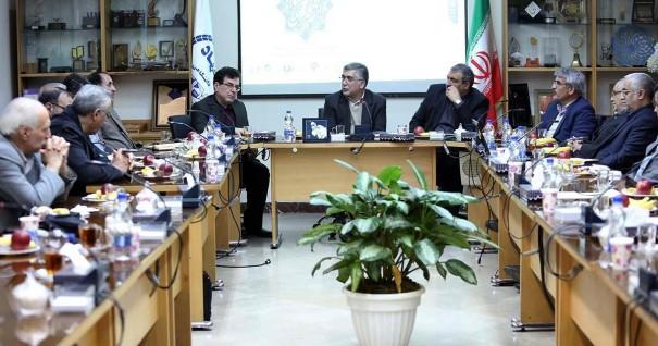 نشست شورای سیاست گذاری دومین کنفرانس بینالمللی گردشگری و معنویت