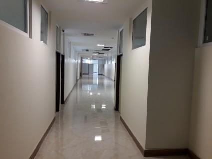انتقال دفتر معاونت پژوهش و فناوری به ساختمان جدید دانشگاه