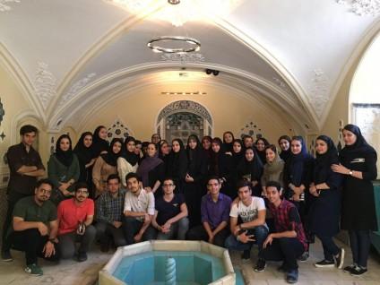بازدید از موزه مقدم
