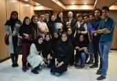 تشکر از دانشجویانی که در برگزاری سمینار هویت برند گروه معماری داخلی نقش داشتند.