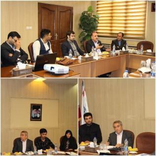 جلسه معاونین دانشگاه علم و فرهنگ با مدیران ارشد موسسات آموزشی کشور