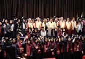 آیین دانش آموختگی دانشجویان دانشگاه علم و فرهنگ برگزار شد