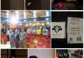 انجمن علمی مهندسی ایمنی برگزار کرد