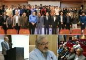 معارفه انجمن مهندسی عمران با حضور پروفسور مارکار گریگوریان برگزار شد