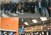 بازدید صنعتی از شرکت ایران خودرو دیزل