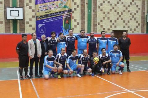 جشنواره ورزشی کارکنان و اعضای هیات علمی دانشگاه های منطقه یک کشور