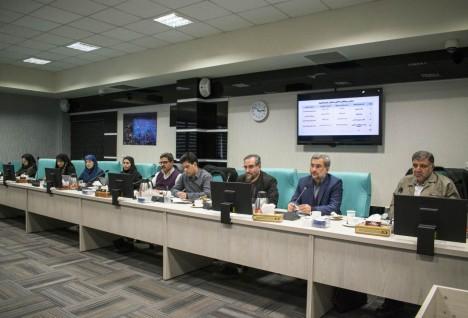 برگزاری نشست شورای سیاستگذاری همایش جنبه های حقوقی فناوری اطلاعات و ارتباطات