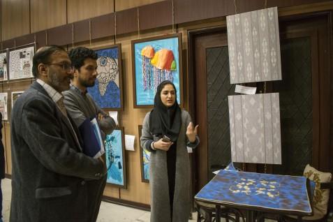 نمایشگاهی برای ارتباط بازار و تولیدکنندگان با دانشگاهیان
