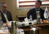 نشست مشترک مسئولان سفارت اتریش و دانشگاه علم و فرهنگ