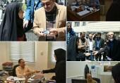 دعوت از اساتید و کارکنان دانشگاه برای شرکت در مراسم روز جهانی گرافیک.
