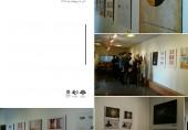 اختتامیه نمایشگاه آثار برگزیده دانشجویان در فرهنگسرای شفق.