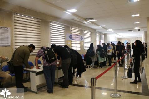 گزارش برگزاری انتخابات شورای صنفی دانشجویان در دانشگاه علم و فرهنگ