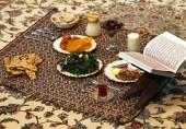 برگزاری ضیافت افطار دانشجویی در دانشگاه علم و فرهنگ