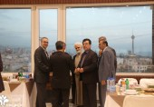 گزارش تصویری1: برگزاری ضیافت افطاری  در دانشگاه علم و فرهنگ