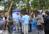حضور دانشگاه علم و فرهنگ در سمپوزیم دماوند سفارت اتریش