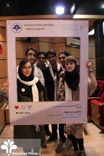 معارفه  انجمنهای علمی  دانشجویی و کانونهای فرهنگی در سال تحصیلی جدید