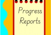 """اطلاعیه مهم در خصوص  """"گزارش پیشرفت"""""""