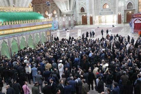 تجدید میثاق جهادگران دانشگاه علم و فرهنگ با آرمانهای بنیانگذار کبیر انقلاب اسلامی