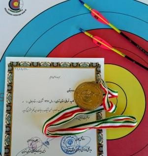 کسب مقام سوم جهان در مسابقات تیراندازی توسط دانشجوی دانشگاه  علم و فرهنگ