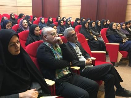 جشن گرامیداشت روز مادر و مقام زن در دانشگاه علم و  فرهنگ برگزار شد