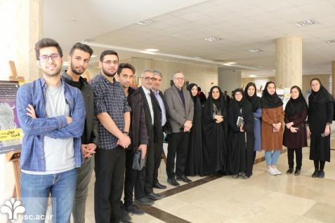 حضور مسوولان دانشگاه علم و فرهنگ در انتخابات هسته مرکزی انجمنهای علمی و کانونهای فرهنگی دانشجویان