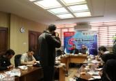 کنفرانس خبری پنجمین کنفرانس بین المللی وب پژوهی