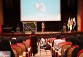 گزارش تصویری بزرگداشت مقام استاد و روز ملی خلیج فارس(1)