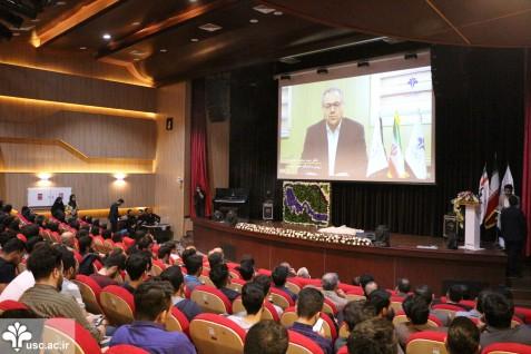 گزارش تصویری بزرگداشت مقام استاد و روز ملی خلیج فارس (2)