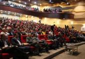 برگزاری مراسم روز استاد در دانشگاه علم و فرهنک