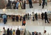 افتتاحیه نمایشگاه نقاشی 《خود》