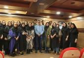 برگزاری درس گفتار با عنوان تحلیل گفتمان هنر معاصر ایران