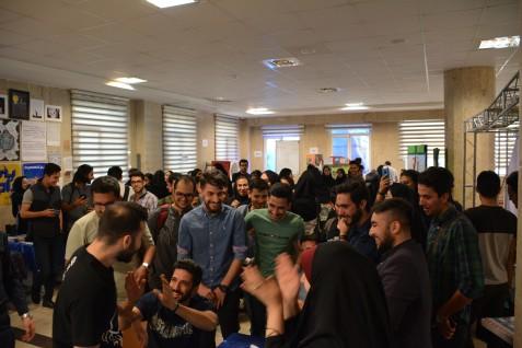 برگزاری اختتامیه جشنواره حرکت دانشگاه علم و فرهنگ