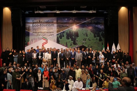 گزارش سمپوزیوم بین المللی گردشگری پایدار در دانشگاه علم وفرهنگ