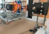 افتخاری دیگر: ساخت نمونه آزمایشگاهی دستگاه پرینتر سه بعدی به روش جوش خوردگی رسوبی