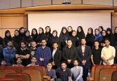 آیین معارفه دانشجویان جدیدالورود (ورودی ۹۸) رشته مدیریت بازرگانی وصنعتی