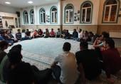 """برنامه """"شب مانی"""" دانشجویان پسر دانشگاه علم و فرهنگ برگزار شد"""