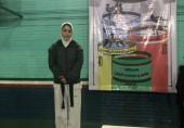 کسب مقام دومی مسابقات « تکواندو انتخابی المپیاد ورزشی»