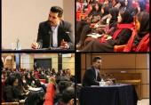 🔶همایش آشنایی با مشاغل حقوقی با سخنرانی دکتر سعید اکرادی