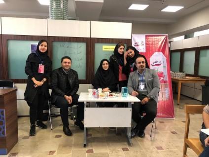 شرکت تیم دانشگاه علم و فرهنگ در دومین رویداد بازی زنجیره تامین