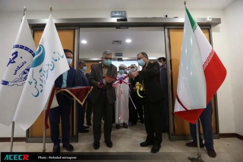 افتتاح مرکز فناوریهای نرم و صنایع خلاق و نمایشگاه دستاوردهای شاخص جهاددانشگاهی در جزیره کیش