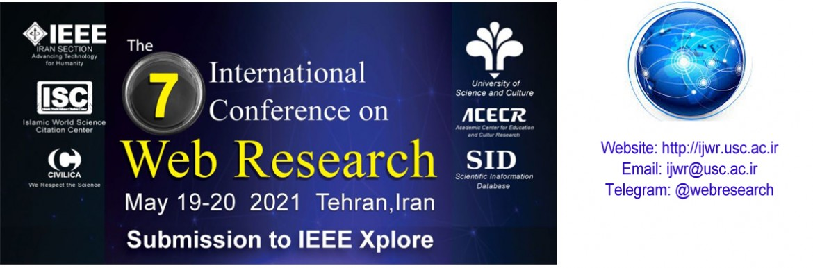 7th Web Resarch Conference