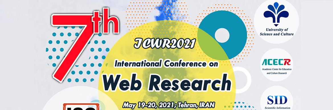 7th International Conference on Web Research
